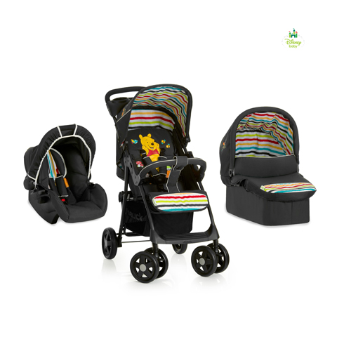 [trio] shopper set pooh tidy time - 15323