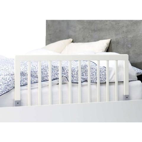 Barriera letto in legno bianco baby dan - Sponde letto bimbi ...